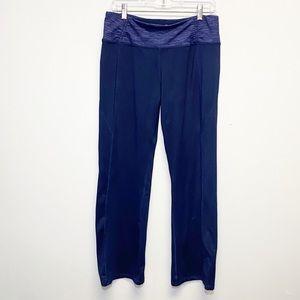 Tangerine | Navy Powercore Athleisure Pants Large